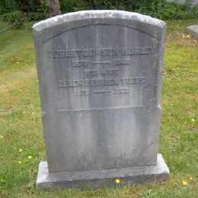 TIBBS HURLEY, ELLEN BERRIEN - Suffolk County, New York | ELLEN BERRIEN TIBBS HURLEY - New York Gravestone Photos