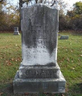 ISHAM, MARY - Suffolk County, New York | MARY ISHAM - New York Gravestone Photos
