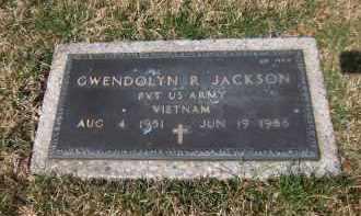 JACKSON (VN), GWENDOLYN R - Suffolk County, New York   GWENDOLYN R JACKSON (VN) - New York Gravestone Photos