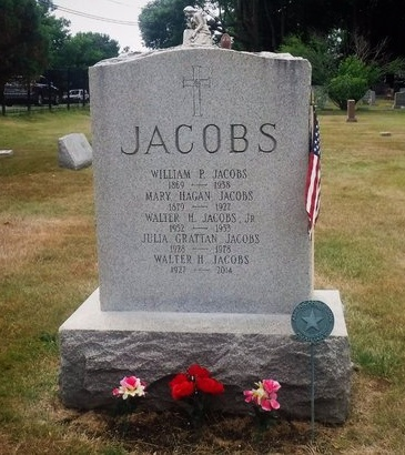 JACOBS, WALTER H - Suffolk County, New York | WALTER H JACOBS - New York Gravestone Photos