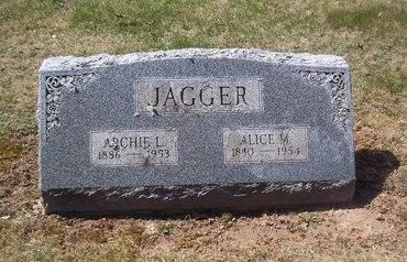 JAGGER, ALICE M - Suffolk County, New York | ALICE M JAGGER - New York Gravestone Photos
