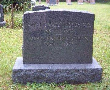 JAGGER, ARCHER WARD - Suffolk County, New York | ARCHER WARD JAGGER - New York Gravestone Photos
