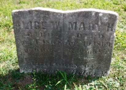 JAGGER, ALICE W - Suffolk County, New York | ALICE W JAGGER - New York Gravestone Photos