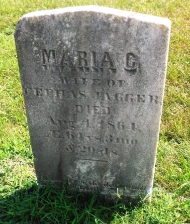 JAGGER, MARIA C - Suffolk County, New York   MARIA C JAGGER - New York Gravestone Photos