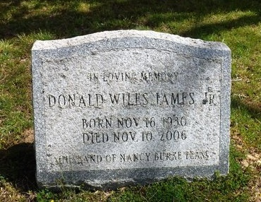 JAMES, DONALD WILES - Suffolk County, New York | DONALD WILES JAMES - New York Gravestone Photos