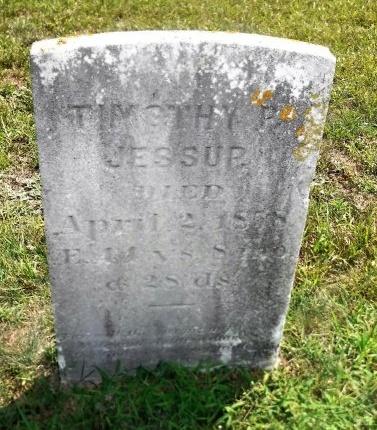 JESSUP, TIMOTH P - Suffolk County, New York | TIMOTH P JESSUP - New York Gravestone Photos