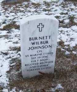 JOHNSON (SERV), BURNETT WILBUR - Suffolk County, New York | BURNETT WILBUR JOHNSON (SERV) - New York Gravestone Photos
