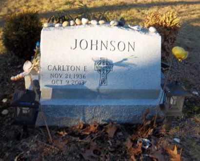 JOHNSON, CARLTON E - Suffolk County, New York | CARLTON E JOHNSON - New York Gravestone Photos