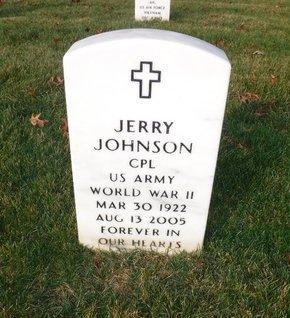 JOHNSON, JERRY - Suffolk County, New York | JERRY JOHNSON - New York Gravestone Photos
