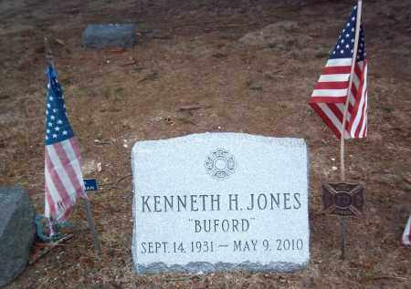 JONES, KENNETH - Suffolk County, New York | KENNETH JONES - New York Gravestone Photos
