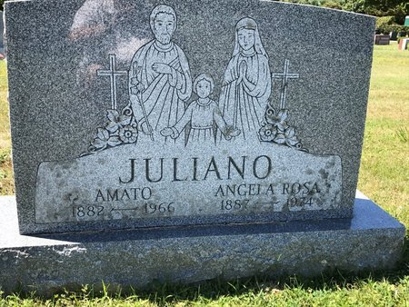 JULIANO, ANGELA ROSA - Suffolk County, New York | ANGELA ROSA JULIANO - New York Gravestone Photos