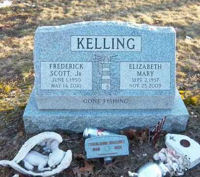 KELLING, FREDERICK SCOTT - Suffolk County, New York | FREDERICK SCOTT KELLING - New York Gravestone Photos