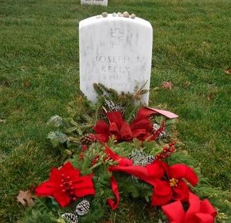 KELLY (WWII), JOSEPH J - Suffolk County, New York | JOSEPH J KELLY (WWII) - New York Gravestone Photos