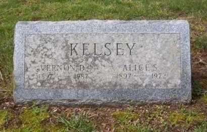 KELSEY, VERNON D - Suffolk County, New York | VERNON D KELSEY - New York Gravestone Photos