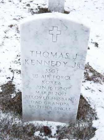 KENNEDY (KOR), THOMAS J, JR - Suffolk County, New York   THOMAS J, JR KENNEDY (KOR) - New York Gravestone Photos