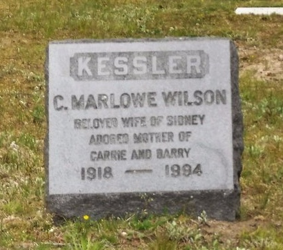 KESSLER, C. MARLOWE - Suffolk County, New York | C. MARLOWE KESSLER - New York Gravestone Photos