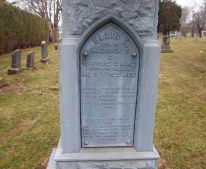 KING, ELLIS E. - Suffolk County, New York | ELLIS E. KING - New York Gravestone Photos