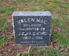 KING, HELEN MAE - Suffolk County, New York | HELEN MAE KING - New York Gravestone Photos