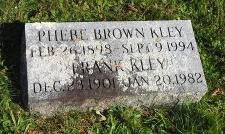 BROWN, PHEBE - Suffolk County, New York | PHEBE BROWN - New York Gravestone Photos