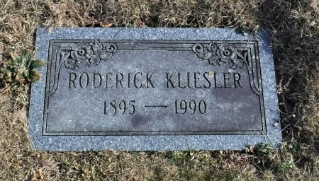 KLIESLER, RODERICK - Suffolk County, New York | RODERICK KLIESLER - New York Gravestone Photos