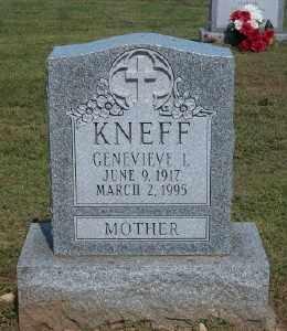 KNEFF, GENEVIEVE L. - Suffolk County, New York | GENEVIEVE L. KNEFF - New York Gravestone Photos