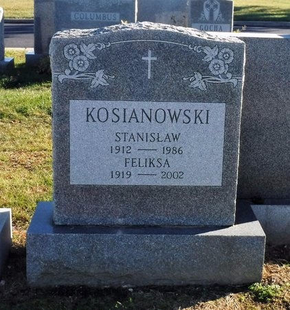 KOSIANOWSKI, STANISLAW - Suffolk County, New York   STANISLAW KOSIANOWSKI - New York Gravestone Photos