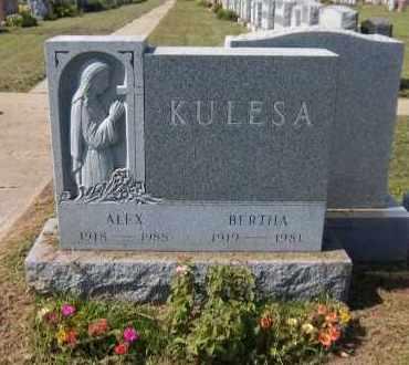 KULESA, ALEX - Suffolk County, New York   ALEX KULESA - New York Gravestone Photos