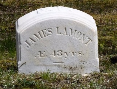 LAMONT, JAMES - Suffolk County, New York   JAMES LAMONT - New York Gravestone Photos