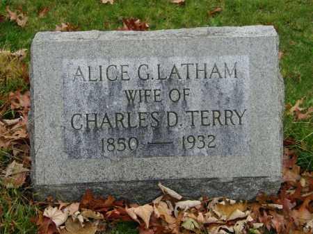 LATHAM, ALICE - Suffolk County, New York | ALICE LATHAM - New York Gravestone Photos