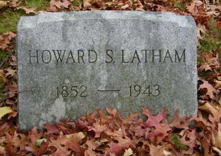 LATHAM, HOWARD - Suffolk County, New York   HOWARD LATHAM - New York Gravestone Photos