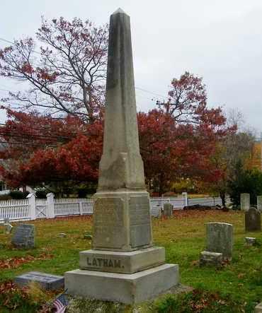 LATHAN, GEORGE E - Suffolk County, New York | GEORGE E LATHAN - New York Gravestone Photos