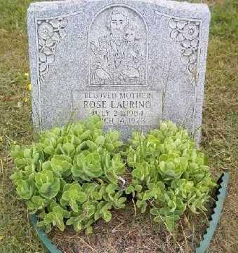 LAURINO, ROSE - Suffolk County, New York | ROSE LAURINO - New York Gravestone Photos