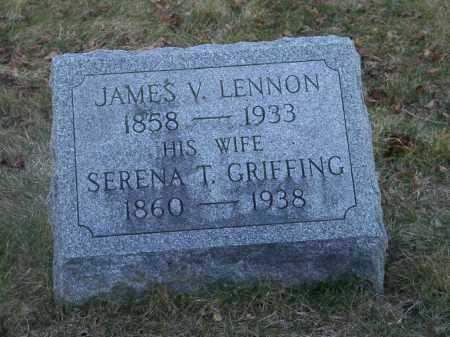 GRIFFING, SERENA T - Suffolk County, New York   SERENA T GRIFFING - New York Gravestone Photos
