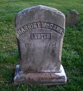 LESTER, HARRIET - Suffolk County, New York | HARRIET LESTER - New York Gravestone Photos