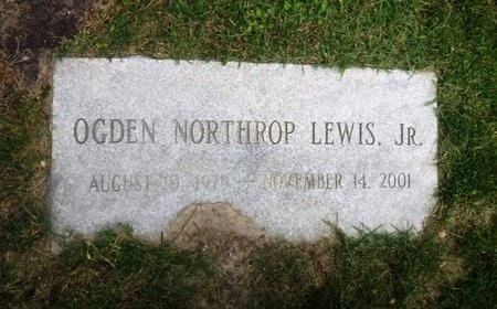 LEWIS, OGDEN NORTHROP - Suffolk County, New York | OGDEN NORTHROP LEWIS - New York Gravestone Photos