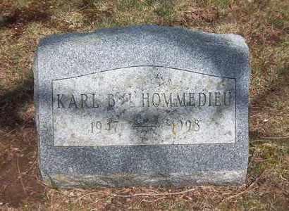 L'HOMMEDIEU, KARL B - Suffolk County, New York | KARL B L'HOMMEDIEU - New York Gravestone Photos