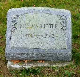 LITTLE, FRED N. - Suffolk County, New York | FRED N. LITTLE - New York Gravestone Photos