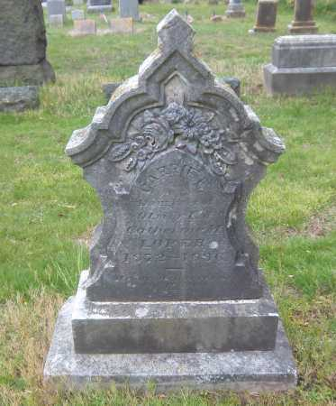 LOPER, CARRIE E. - Suffolk County, New York | CARRIE E. LOPER - New York Gravestone Photos