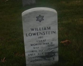 LOWENSTEIN (WWII), WILLIAM - Suffolk County, New York | WILLIAM LOWENSTEIN (WWII) - New York Gravestone Photos