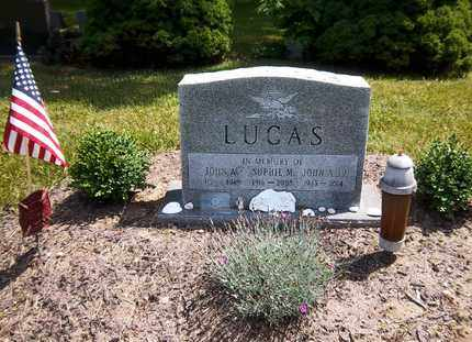 LUCAS, SOPHIE M - Suffolk County, New York | SOPHIE M LUCAS - New York Gravestone Photos