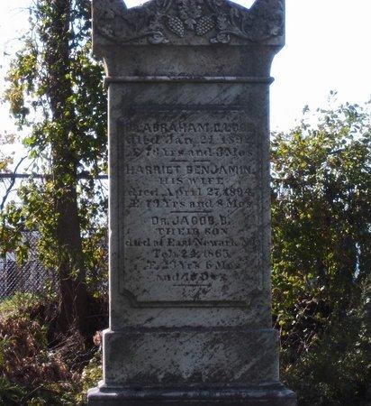 LUCE, ABRAHAM B - Suffolk County, New York | ABRAHAM B LUCE - New York Gravestone Photos