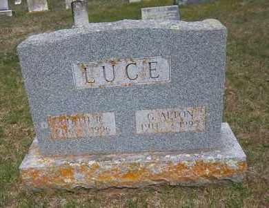 LUCE, G. ALTON - Suffolk County, New York | G. ALTON LUCE - New York Gravestone Photos