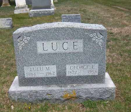 LUCE, GEORGE E - Suffolk County, New York | GEORGE E LUCE - New York Gravestone Photos