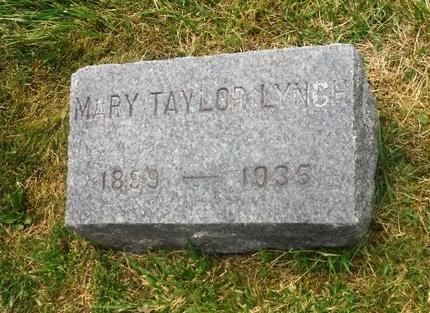 TAYLOR LYNCH, MARY - Suffolk County, New York | MARY TAYLOR LYNCH - New York Gravestone Photos