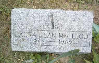 MACLEOD, LAURA JEAN - Suffolk County, New York   LAURA JEAN MACLEOD - New York Gravestone Photos