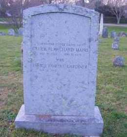 GARDINER, ISABEL FAIRFAX - Suffolk County, New York | ISABEL FAIRFAX GARDINER - New York Gravestone Photos