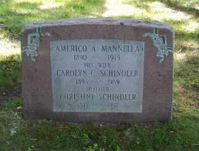 SCHINDLER, CHRISTINE - Suffolk County, New York | CHRISTINE SCHINDLER - New York Gravestone Photos