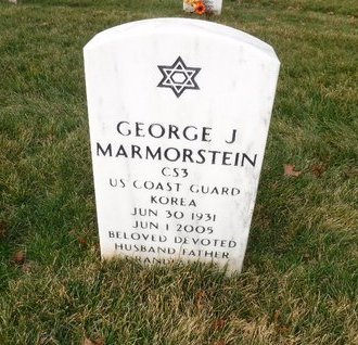 MARMORSTEIN, GEORGE J - Suffolk County, New York | GEORGE J MARMORSTEIN - New York Gravestone Photos