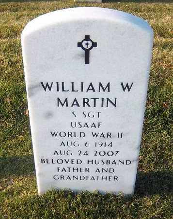 MARTIN, WILLIAM W - Suffolk County, New York | WILLIAM W MARTIN - New York Gravestone Photos
