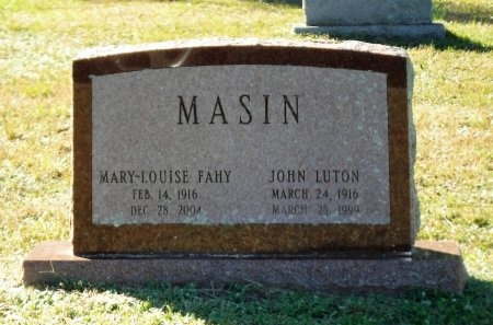 FAHY MASIN, MARY-LOUISE - Suffolk County, New York | MARY-LOUISE FAHY MASIN - New York Gravestone Photos